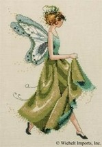 """Chart And Embellishment + Special Threads """"Ivy NC108"""" By Nora Corbett - $3,266.01"""