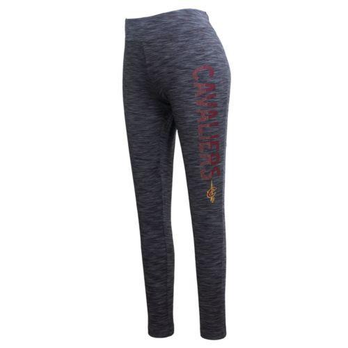 Ladies Cleveland Cavaliers Latitude Knit Leggings Women's NBA Pants Cavs