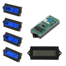 8 to 70V DC LCD Lead Acid Lithium Battery Volt Capacity Digital Tester I... - $17.00