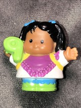 """Fisher Price Little People Rare Hard To Find Girl """" 9"""" - $17.32"""