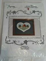 Design Works Counted Cross Stitch Kit HO HO HO Santa Kit #5390 New Old Stock - $17.99