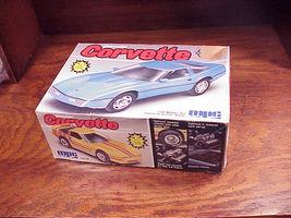 1988 Chevrolet Corvette Coup Model Kit, 6205, 1/25th, 2 in 1 Build, Comp... - $14.95