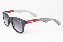 Carrera 6000 Matte Black & Red / Gray Gradient Sunglasses 6000/S 862 - $87.71