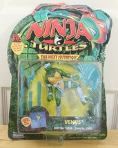 Vtg 1997 TMNT Next Mutation Venus Teenage Mutant Ninja Turtles Toy Figur... - $44.95