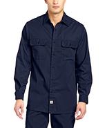 Carhartt Men's Twill Long Sleeve Work Shirt Button Front S224 - Choose S... - $49.99+