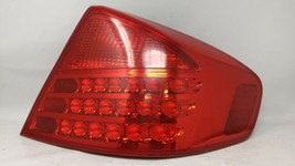2003-2004 Infiniti G35 Passenger Right Side Tail Light Taillight Oem 67685 - $220.10