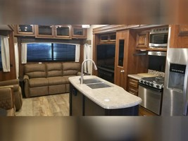 2018 JAYCO EAGLE 355MBQS FOR SALE IN Perry, Ok 73077 image 7