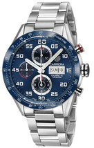 Tag Heuer Men's CV2A1V.BA0738 Carrera Chronograph Stainless Steel Watch - $3,730.67