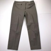Ann Taylor LOFT Women's Size 30 Gray Skinny Dress Pants  - $24.73