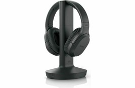 Sony WH-RF400 Wireless Home Theater Headphones - Black - RF400 - #34 - $48.45