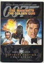 Man With The Golden Gun Ultimate Edition 2X DVD ( Ex Cond.) - $9.80