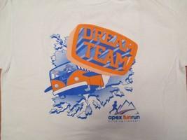 Dream Team Apex Fun Run building leaders T Shirt Size L - $7.99