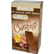 ChocoRite Sugar-Free Milk Chocolate Bar - $13.82