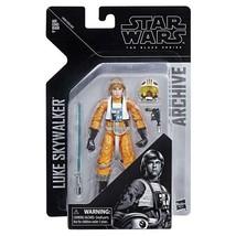 "Star Wars The Black Series Luke Skywalker Pilot 6"" Archive Collection Ne... - $18.95"