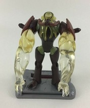 "Ben 10 Battle Pose Vilgax Alien 4"" Figure Bandai 2007 Cartoon Network Series 2 - $29.65"