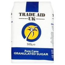 Trade Aid Granulated Sugar 500g - $2.18