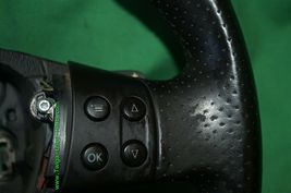 06-09 Volkswagen Rabbit GTi 3 Spoke Leather Steering Wheel w/ DSG Shift Paddles image 7