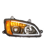 """""""Blackout"""" Projection Headlight W/LED Turn Signal & Position Light For 2... - $208.88"""