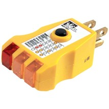 IDEAL 61-501 GFCI Receptacle Tester - $31.04
