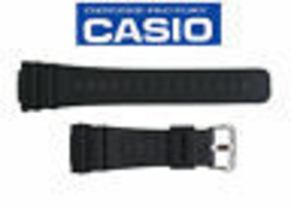 Genuine Casio ORIGINAL Watch Band STRAP Black Rubber Strap GW-5600J  - $13.95