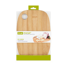 Morsel Small Bamboo Cheese Board by True - $5.99