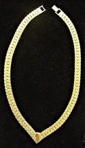 Gorgeous Vintage Gold-Tone Napier Necklace - $19.75