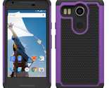 dual layer hybrid protective armor case for lg nexus 5x purple p20151116160118214 thumb155 crop