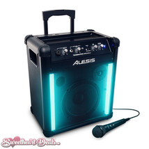 Alesis TransActive Wireless 2 Rechargable Bluetooth Audio Speaker with LED - $249.00