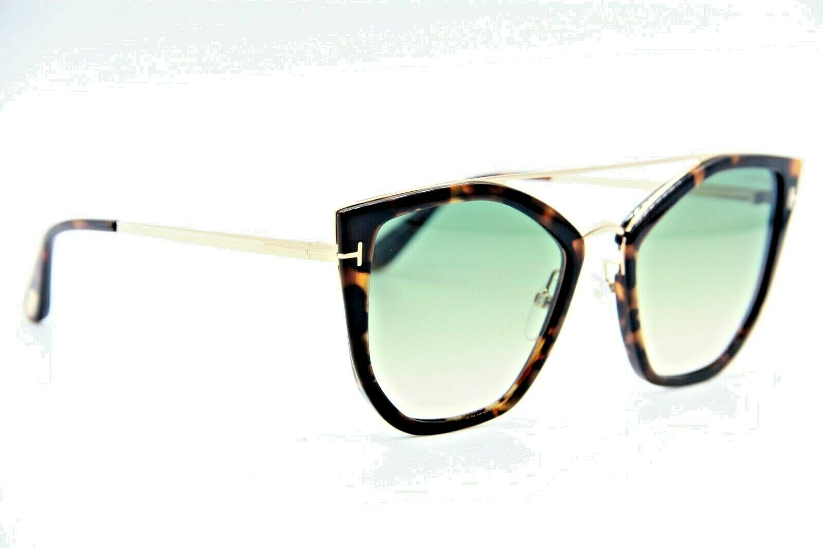 Primary image for NEW TOM FORD TF 648 56P DAHLIA-02 GRADIENT AUTHENTIC FRAMES SUNGLASSES 55-19
