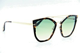New Tom Ford Tf 648 56P DAHLIA-02 Gradient Authentic Frames Sunglasses 55-19 - $129.50