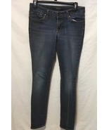Jessica Simpson Forever Skinny  Boot Cut Bootcut Jeans Sz 28 31 Inseam CUTE - $8.06