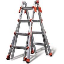 Little Giant Ladder Systems 17-Foot Multi-Position Aluminum LT Ladder - $232.86