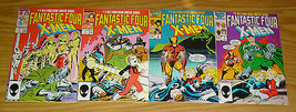 Fantastic Four vs X-Men #1-4 VF/NM complete series - direct market varia... - $17.99