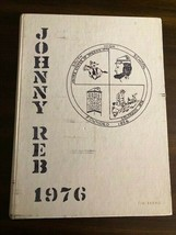 1976 Johnny Reb Yearbook South High School Denver Colorado Annual Genealogy - $39.59