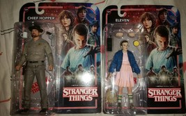 McFarlane toys Netflix stranger things figures - $45.00