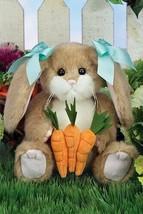 """Bearington Bears """"Mia Carrots"""" 14"""" Plush Bunny- #420229- NEW- 2016 - $34.99"""