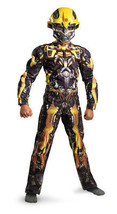 Bumblebee Classic Muscle 10-12  Costume - $30.55