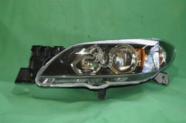 04-08 Mazda 3 Sedan Halogen Headlight Head Light Lamp Driver Left LH **NOS**