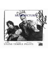 STONE TEMPLE PILOTS BAND SIGNED AUTOGRAPH 8X10 RP PHOTO SCOTT WEILAND DE... - $16.99