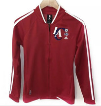 Official Adidas Men's LA Clippers Warm-Up Jacket S (B132) - $23.75