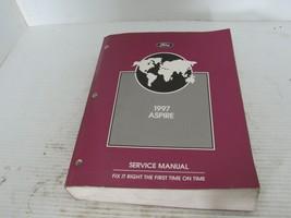 1997 Ford Aspire Service Repair Manual OEM - $12.86