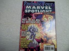 Marvel Spotlight Fantastic Four Written by JOHN RHETT THOMAS - $2.99