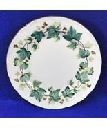"Vintage Ivy Nikko Greenwood Salad Dessert Plate 7"" - $9.50"