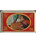 Coca-Cola Christmas Holiday Playing Cards - 2 Decks of Coke Cards In Tin... - $14.00