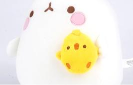 Molang and Piu Piu Stuffed Animal Plush Rabbit Toy Soft Cushion 9.8 inches