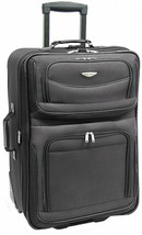 29-Inch Expandable Rolling Upright Suitcase Luggage Carry On Travel Bag ... - $96.86