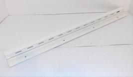 Amana Refrigerator : Crisper Pan Side Support Ladder (D7599105) {P3402} - $24.74