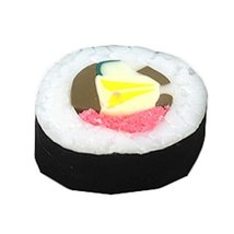 George Jimmy 2 PCS Simulation Sushi Food Model Sushi Cooking Window Display Prop - $16.92