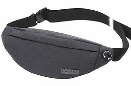 Fanny Pack for Men Women 3-Zipper Pockets Adjustable Lightweight Waist Pack - $12.16+