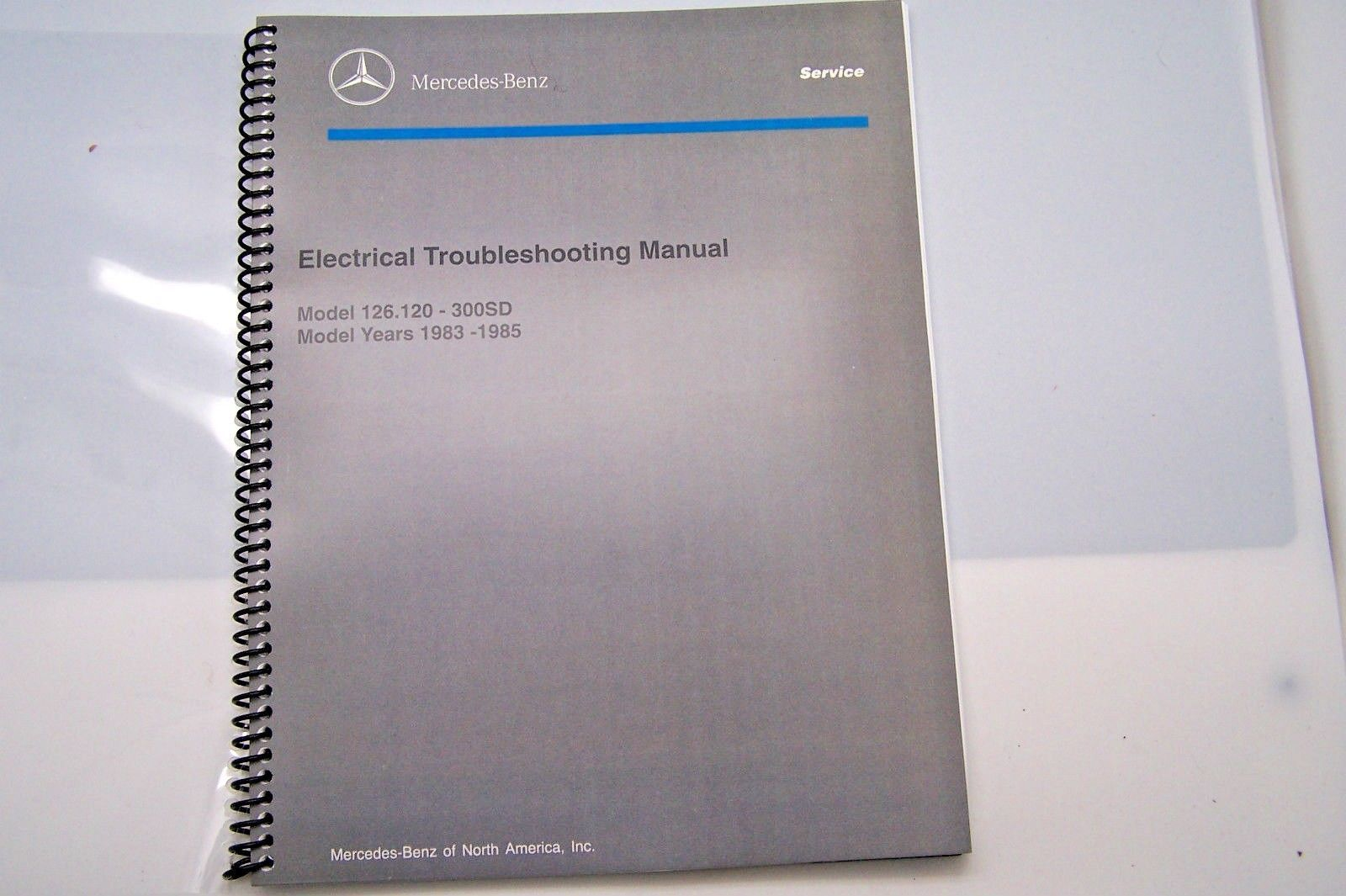 1985 1983 mercedes 300sd owners electrical and 50 similar items rh bonanza com 1981 300SD 1984 mercedes 300sd owners manual